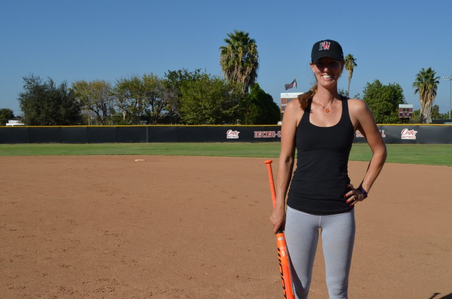 Griffith+joins+the+Athletic+Department+as+New+Softball+Coach