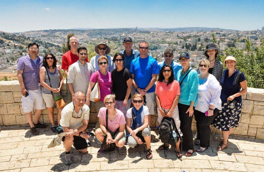Teachers+Travel+to+Israel+Over+Summer