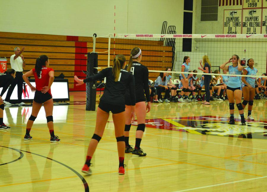 Girls Volleyball end seasons proud
