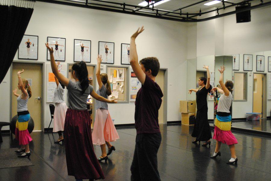 Choreographers+teach+new+style