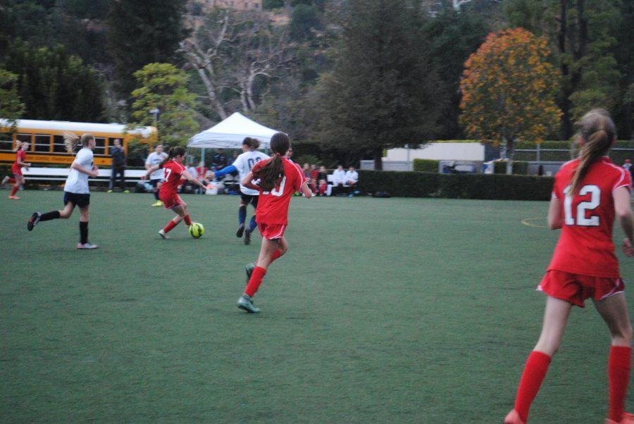 Girls+soccer+trains+for+triumph