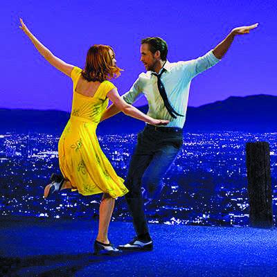 'La La Land' sings its way to the top