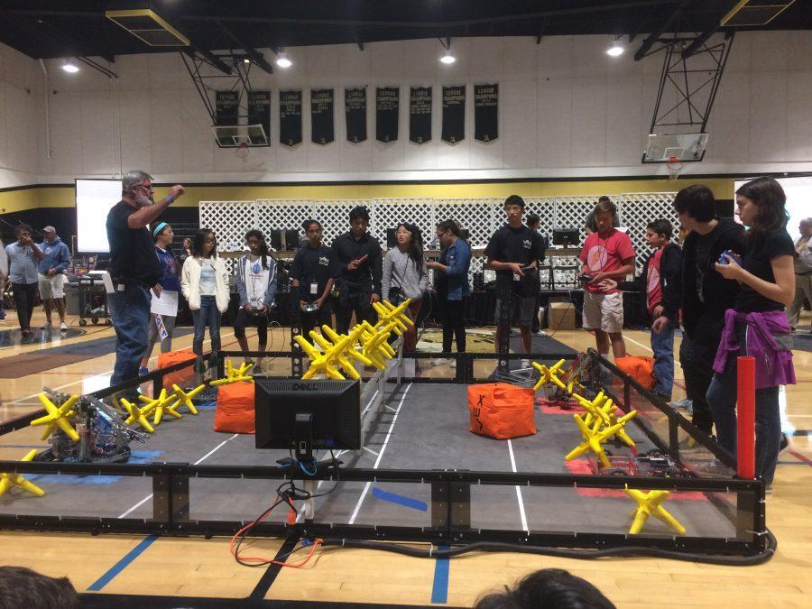 The+competing+students+present+their+robots+during+the+competition.+Credit%3A+Tammer+Bagdasarian+%2720+%2F+SPECTRUM+