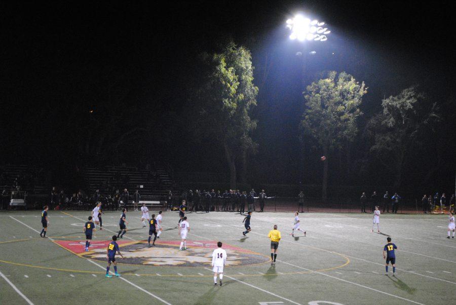 Boys' soccer finishes season strong