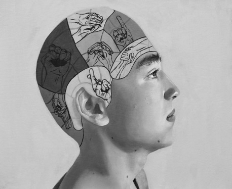 Phrenology by Haley Levin 20