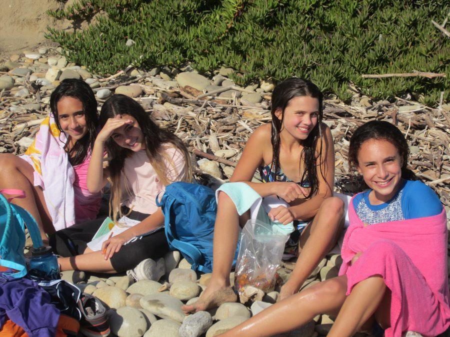 Seventh+graders+travel+to+El+Capitan
