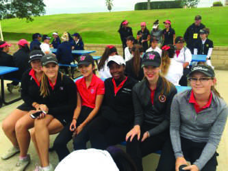 Girls golf comes to an end