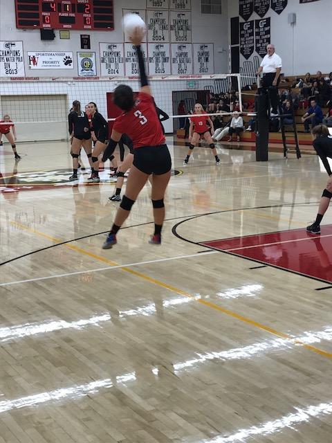 Girls+volleyball+finishes+season