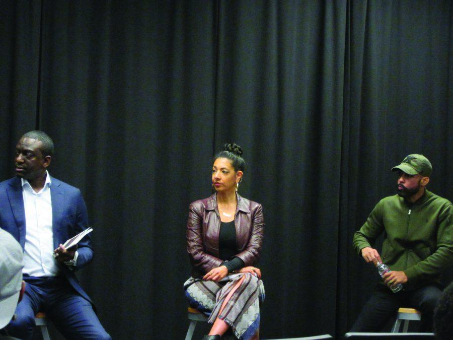 BLACC+hosts+MLK+and+activist+panel
