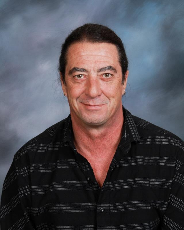 Science teacher Iain Tyson departs from the Middle School