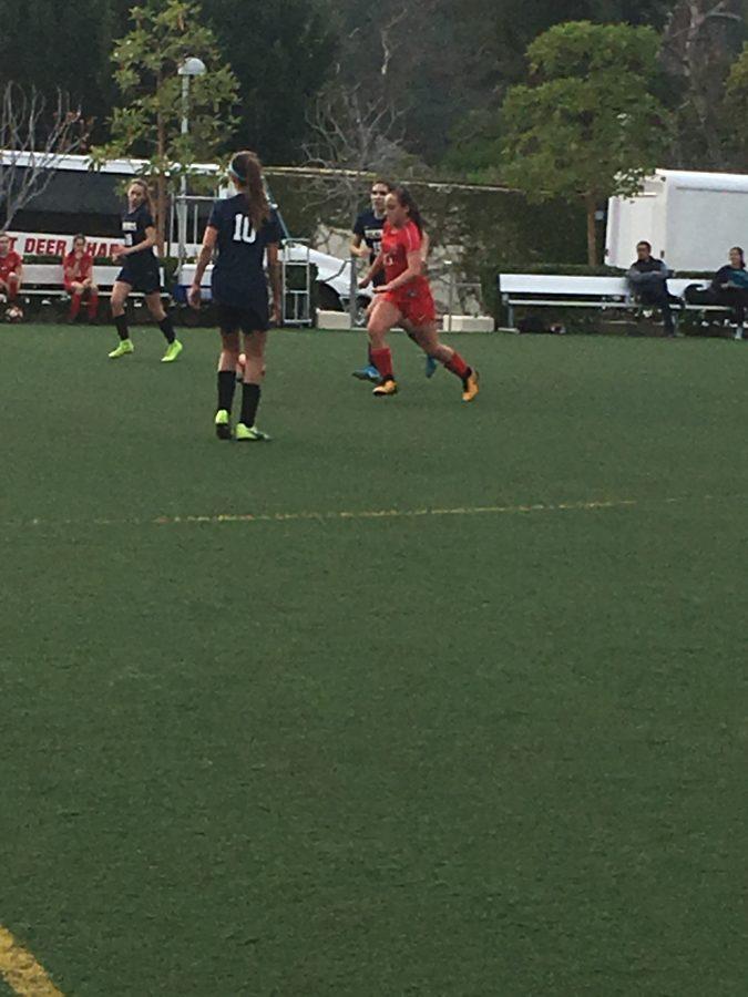 Girls+soccer+kicks+off+season
