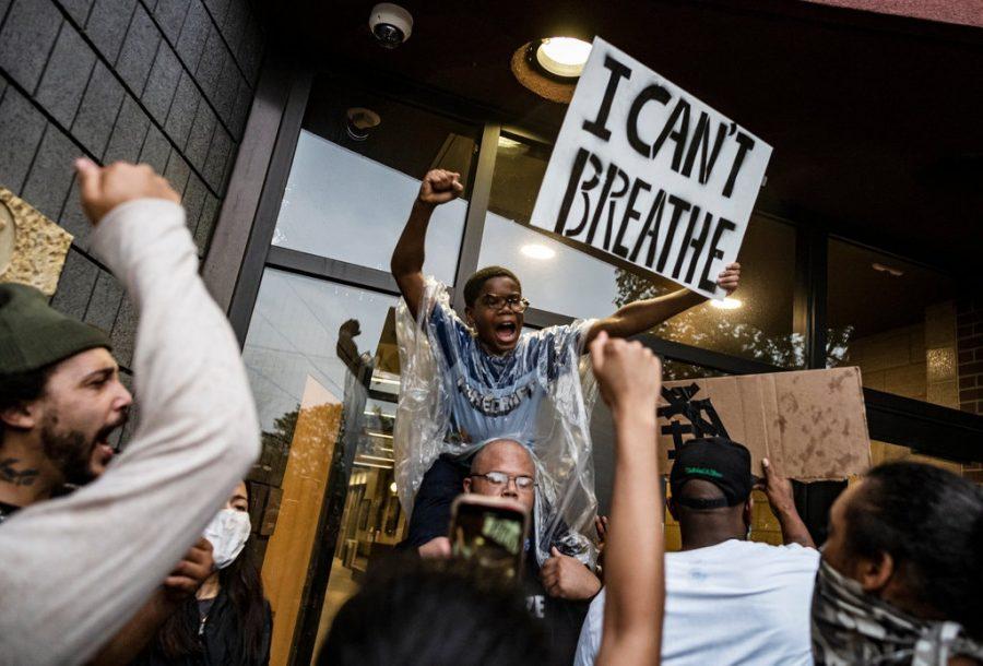 George Floyd's Death Sparks Protests Against Police Brutality