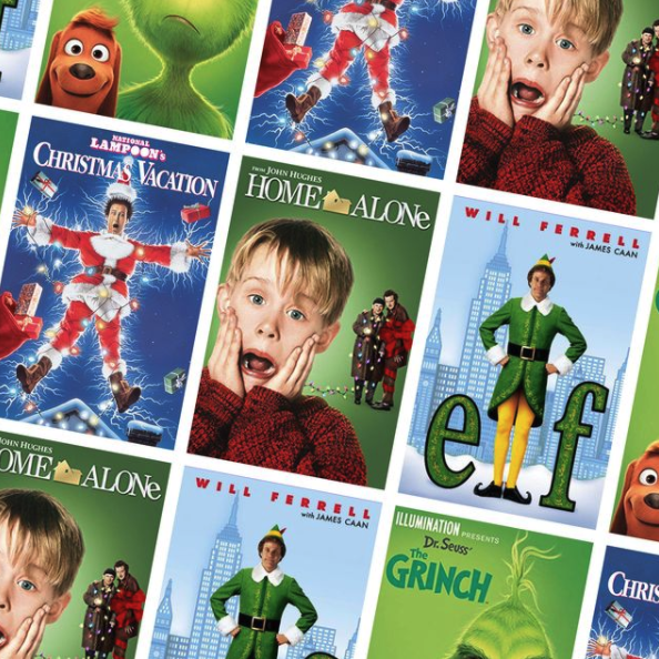 Top Five Holiday Movies