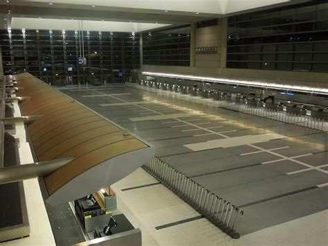 An empty terminal at Los Angeles International Airport, a common sight during the COVID-19 pandemic.