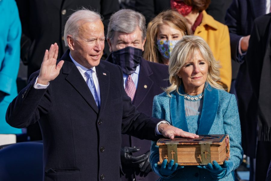 A deeper look into 2021 inauguration outfits
