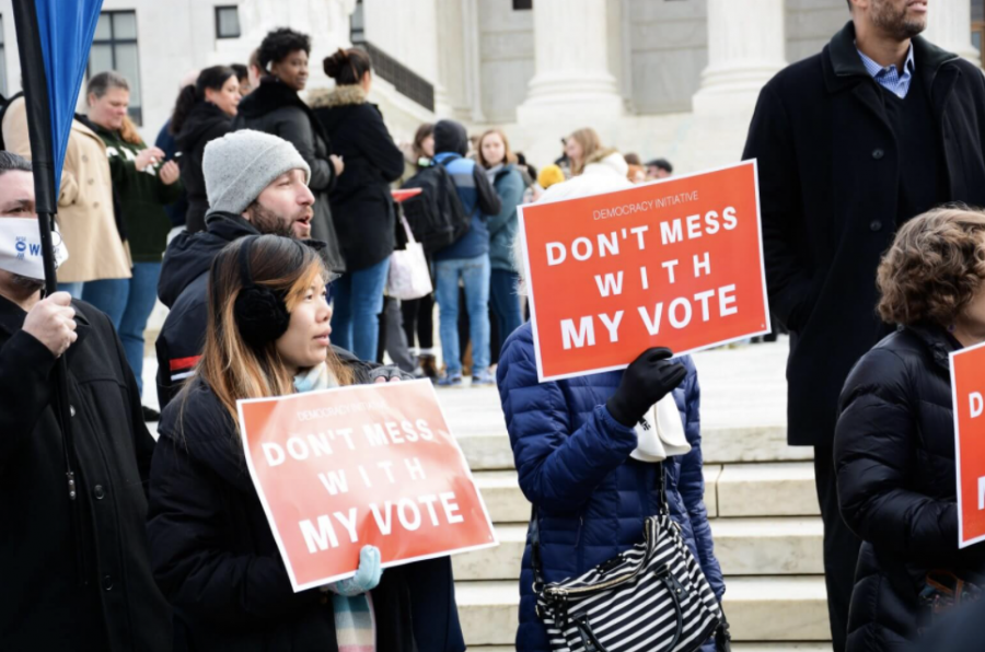 Georgia G.O.P. Passes Major Law to Limit Voting Access Across the State