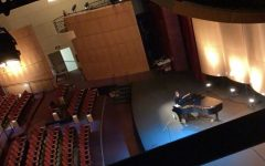 Performing Arts Department films Vocal Solo Show in-person