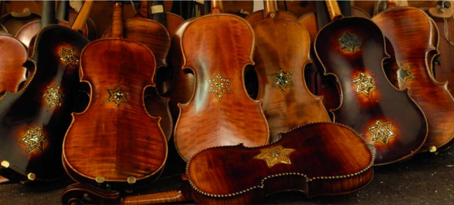Violins of Hope: A Living Memorial of the Holocaust