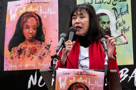 Karen Korematsu Speaks to Students on Asian Hate